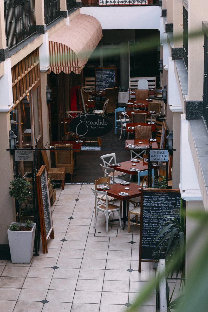 Escondido Tapas Bar Illovo