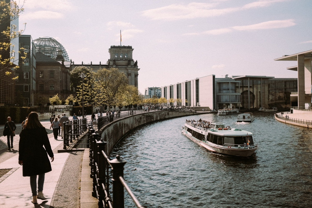 Spree River, Berlin