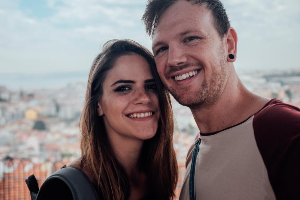 Alexandra du Plessis and Sebastian Ullrich